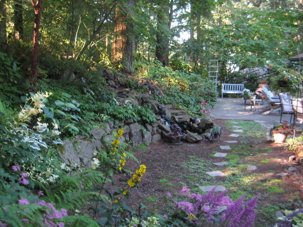 Proof that a backyard can be lovely as well as wildlife-friendly